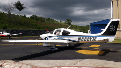 N888YM - Cirrus SR22 - Private