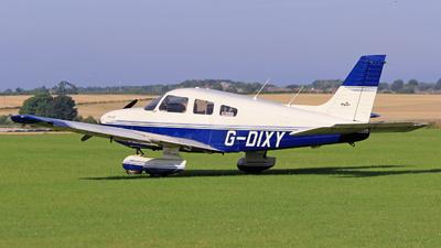 G-DIXY - Piper PA-28-181 Archer III - Private