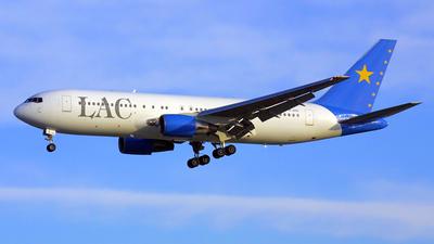TF-ATO - Boeing 767-204(ER) - Lignes Aériennes Congolaises (LAC)