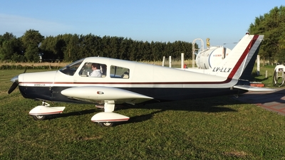 LV-LLX - Piper PA-28-140 Cherokee - Private