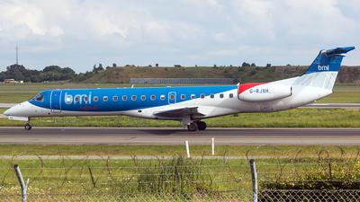 G-RJXH - Embraer ERJ-145EP - bmi Regional