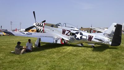 NL51ZW - North American P-51D Mustang - Private