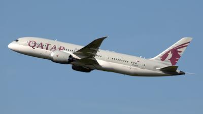 A7-BCQ - Boeing 787-8 Dreamliner - Qatar Airways