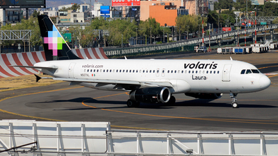 A picture of N507VL - Airbus A320233 - Volaris - © JFrag