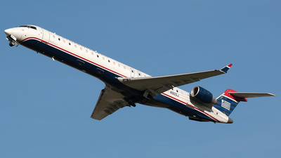 N905J - Bombardier CRJ-900ER - US Airways Express (Mesa Airlines)