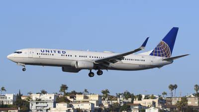 N63899 - Boeing 737-924ER - United Airlines