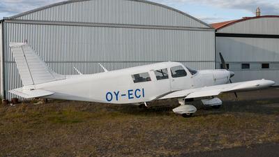 OY-ECI - Piper PA-32-260 Cherokee Six - Private