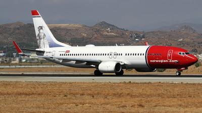 LN-NOJ - Boeing 737-86N - Norwegian