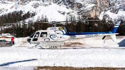 I-EKOS - Aérospatiale AS 350B3 Ecureuil - Elikos