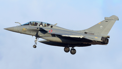 350 - Dassault Rafale B - France - Air Force