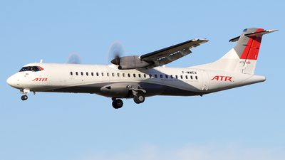 F-WWEV - ATR 72-212A(600) - ATR