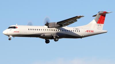 A picture of FWWEV - ATR 72600 - [] - © Alberto Cucini