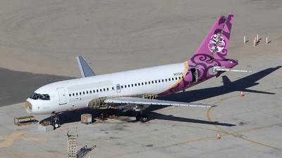 N175AG - Airbus A319-112 - Hunnu Air