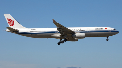 B-5906 - Airbus A330-343 - Air China