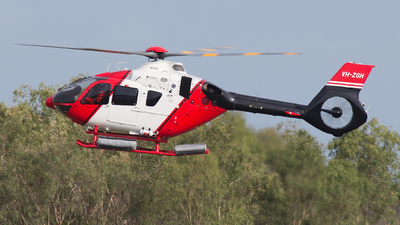 A picture of VHZGH - Airbus Helicopters H135 - [1235] - © Dave Parer