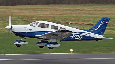 OY-PDO - Piper PA-28-181 Archer DX - Billund Air Center
