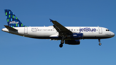 N653JB - Airbus A320-232 - jetBlue Airways