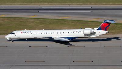 A picture of N299PQ - Mitsubishi CRJ900LR - Delta Air Lines - © Jeremy D. Dando
