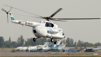 UP-MI701 - Mil Mi-172 - Kazakhstan - Government