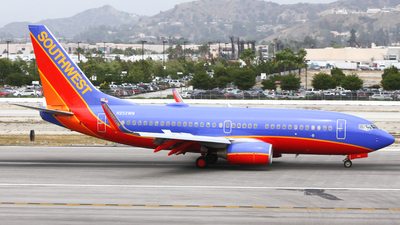 N252WN - Boeing 737-7H4 - Southwest Airlines