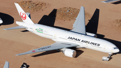 A picture of JA705J - Boeing 777246(ER) - [32893] - © Misael Ocasio Epicaviation47