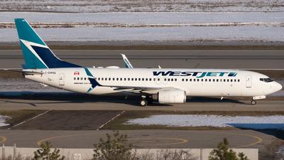 A picture of CGWBL - Boeing 7378CT - WestJet - © Liam Allport