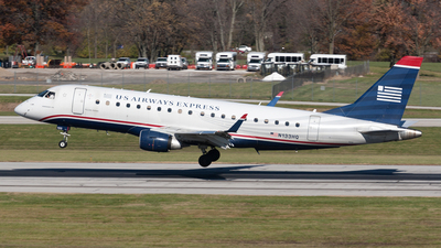 N133HQ - Embraer 170-200LR - US Airways Express (Republic Airlines)