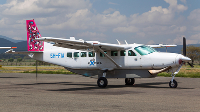 5H-FIA - Cessna 208B Grand Caravan - Air Excel
