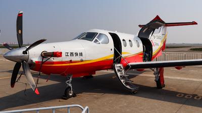 B-106D - Pilatus PC-12/47E - JiangXi Express