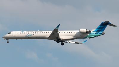 PK-GRN - Bombardier CRJ-1000 - Garuda Indonesia