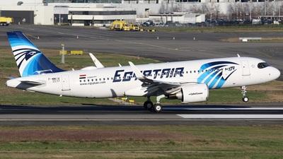 F-WWIV - Airbus A320-251N - EgyptAir