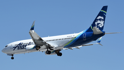 N530AS - Boeing 737-890 - Alaska Airlines