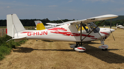 A picture of GHIJN - Ikarus C42 FB80 - [04036597] - © Ian Howat