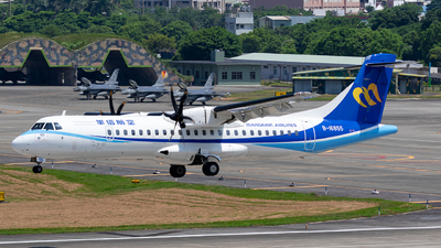B-16855 - ATR 72-212A(600) - Mandarin Airlines