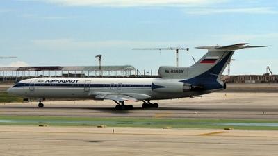 RA-85648 - Tupolev Tu-154M - Aeroflot