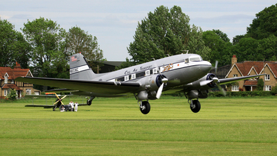 N8336C - Douglas DC-3A - Private