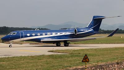 VP-CLW - Gulfstream G650 - Private