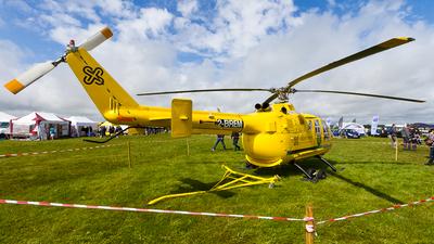 2-BREM - MBB Bo105DBS-5 - Alderney Air Ambulance