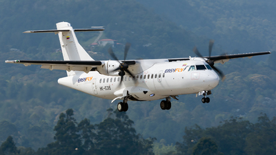 A picture of HK5315 - ATR 42600 - EasyFly - © Alex Rivera