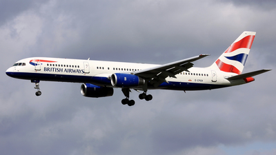 G-CPER - Boeing 757-236 - British Airways