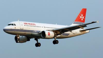 9H-AEH - Airbus A319-111 - Air Malta