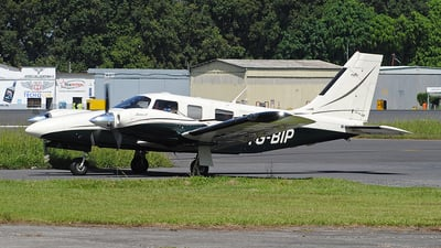 TG-BIP - Piper PA-34-220T Seneca V - Private