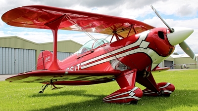 A picture of GOSIT - Pitts S1T Special - [1023] - © Jez-UK