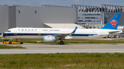 D-AVXF - Airbus A321-251N - China Southern Airlines