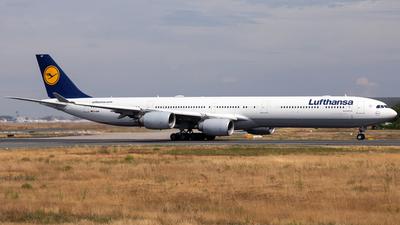 D-AIHP - Airbus A340-642 - Lufthansa