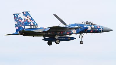 32-8826 - McDonnell Douglas F-15J Eagle - Japan - Air Self Defence Force (JASDF)