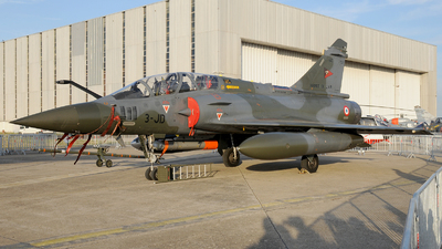 643 - Dassault Mirage 2000D - France - Air Force
