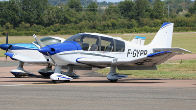 F-GYPR - Robin DR400/140B Major - Private