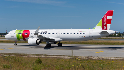 CS-TJL - Airbus A321-251N - TAP Air Portugal