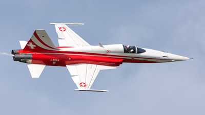 J-3084 - Northrop F-5E Tiger II - Switzerland - Air Force